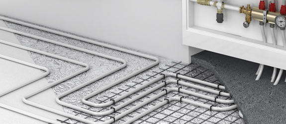 Wizfix underfloor heating london